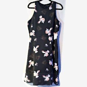 Banana republic-- floral dress-- womens size 10